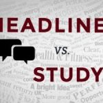 Headline vs. study: Predicting, preventing and other clickbait