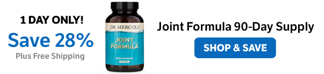 Save 28% on a Joint Formula 90-Day Supply