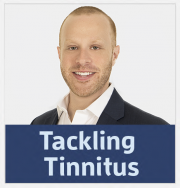 Tinnitus writer Glenn Schweitzer