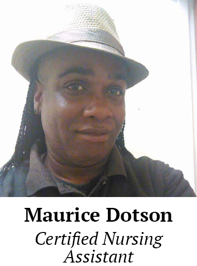 Maurice Dotson