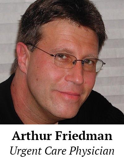 Arthur Friedman