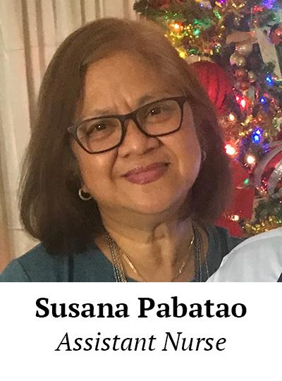 Susana Pabatao